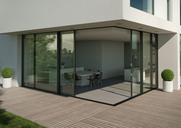 Reynaers Sliding Patio Doors Capital Windows